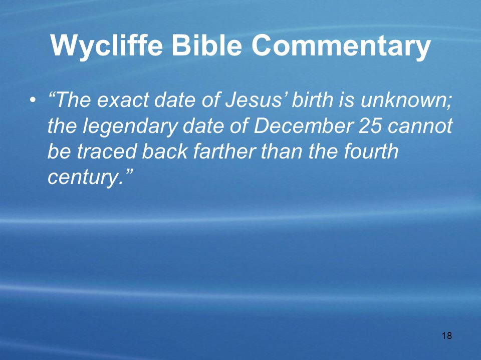the wycliffe bible commentary pdf