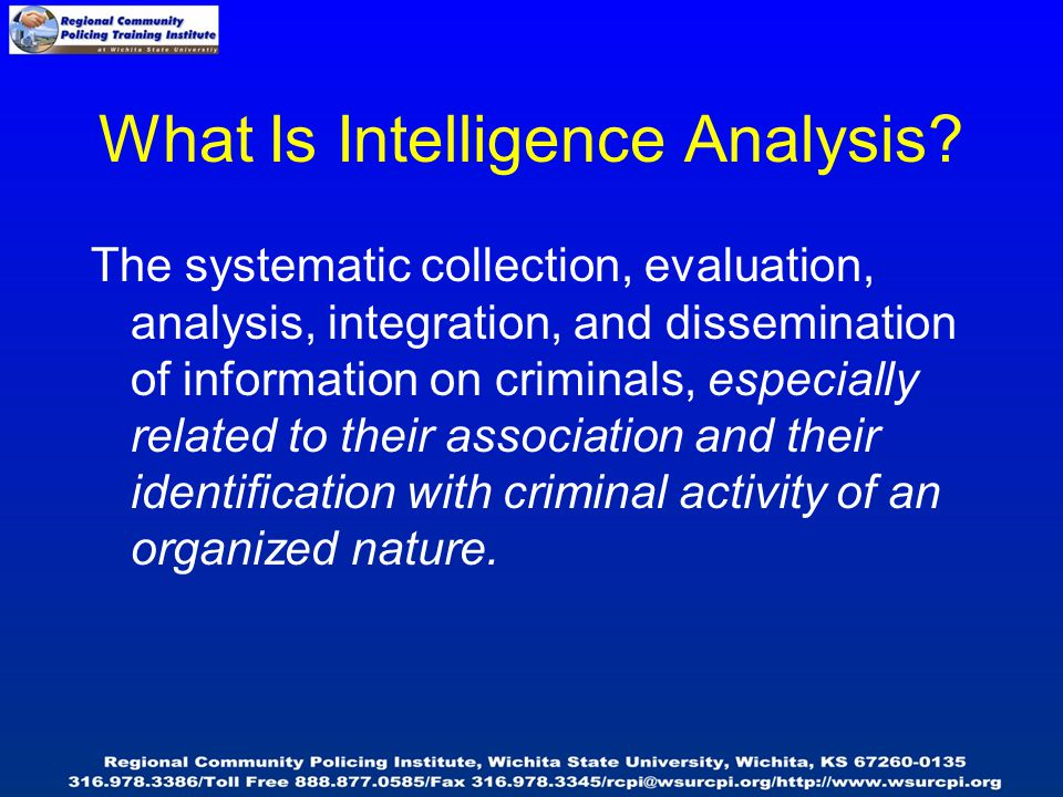 strategic tactical and administrative crime analysis Agers and leaders with their tactical, operational, and strategic decisions crime analysis and criminal enhanced information management for law enforcement.