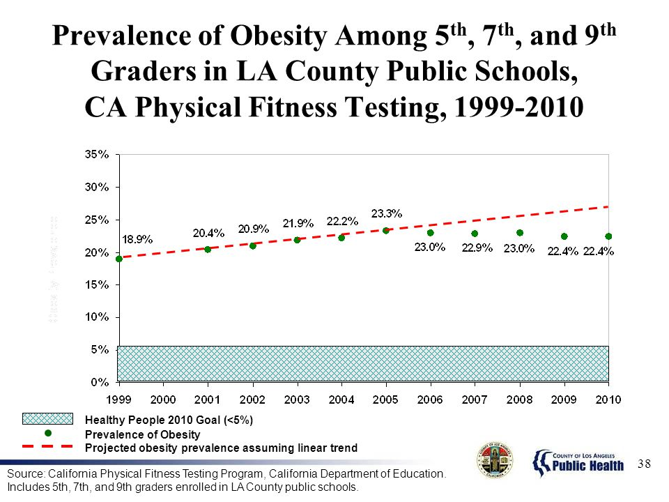 Obesity epidemiology and school health program