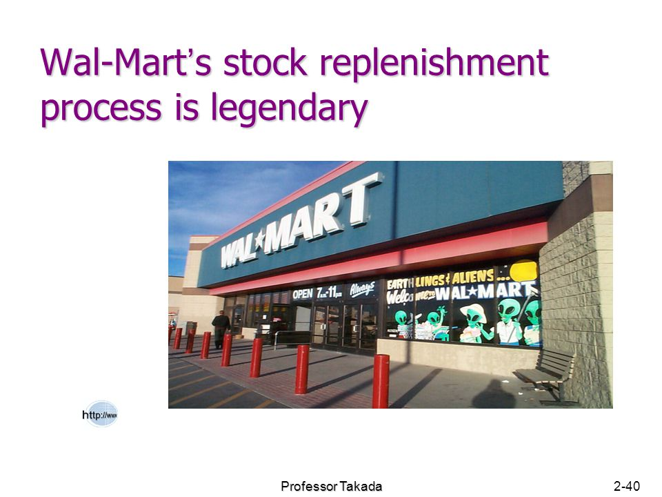 What Are the Walmart Core Competencies?