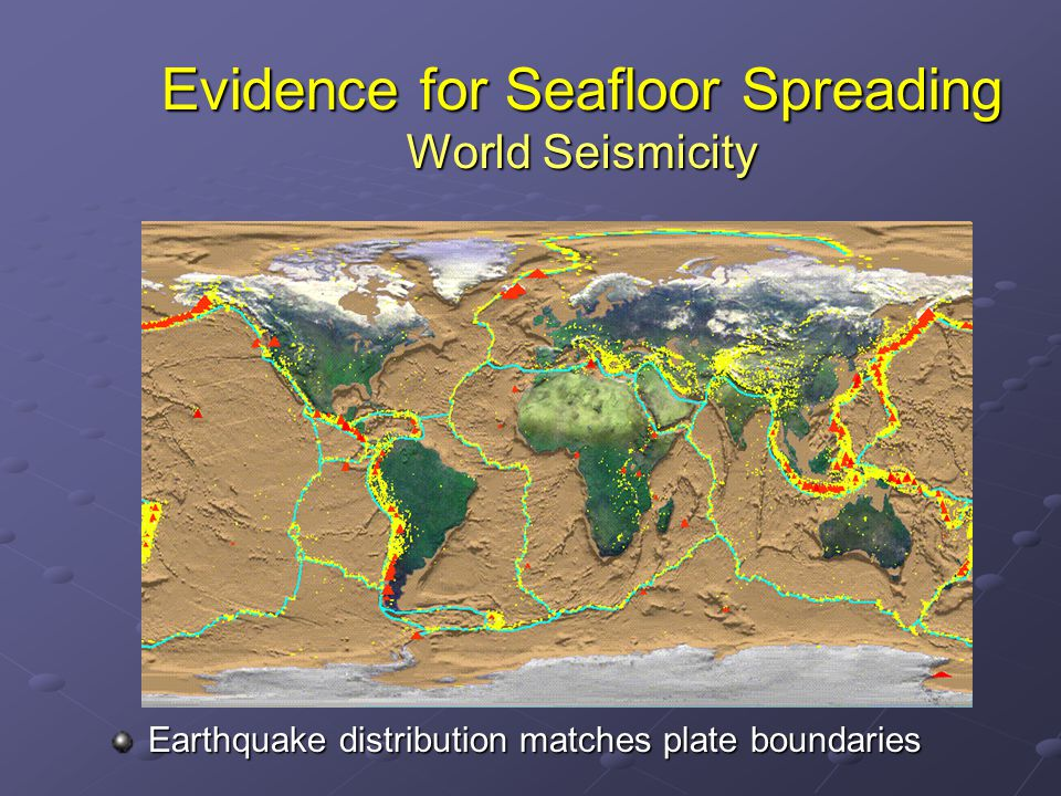Plate Tectonics The Theory The Surface Of The Earth Is