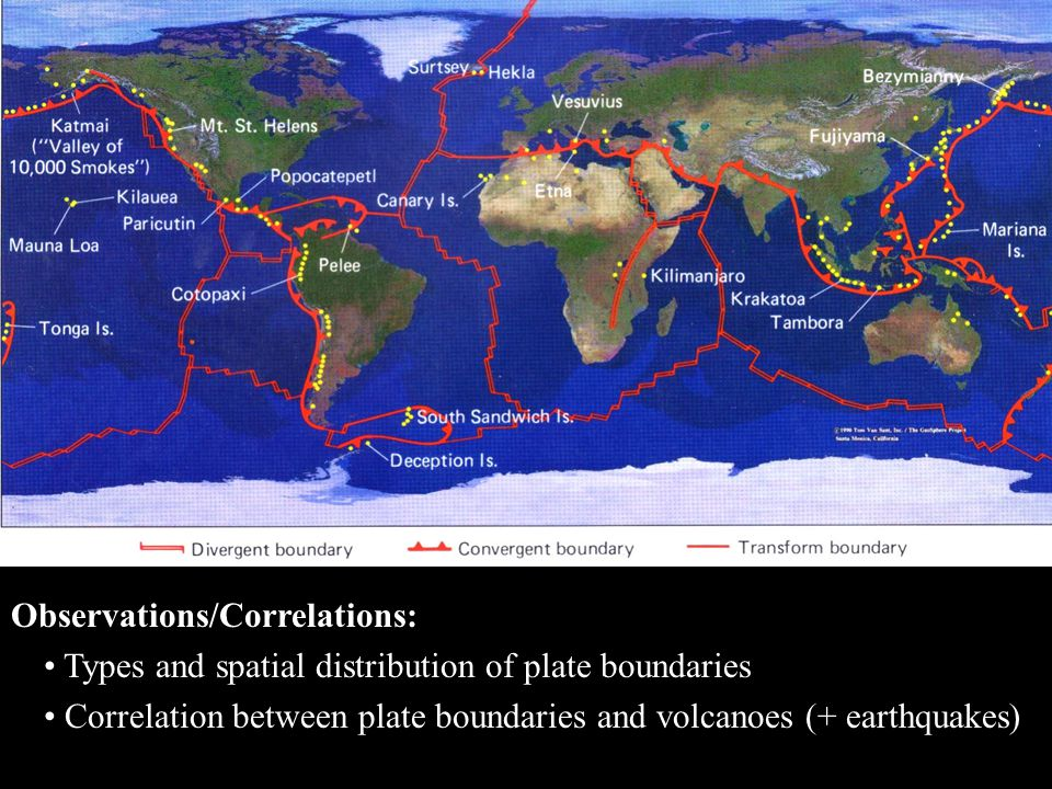 Volcanology of Canada