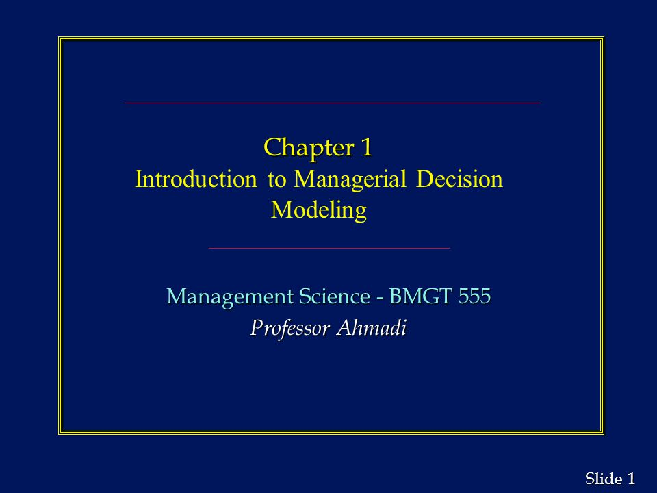 chapter 5 analyzing managerial decisions Managerial accounting, 6th edition chapter 1: managerial accounting in the information age chapter 14: analyzing financial statements.