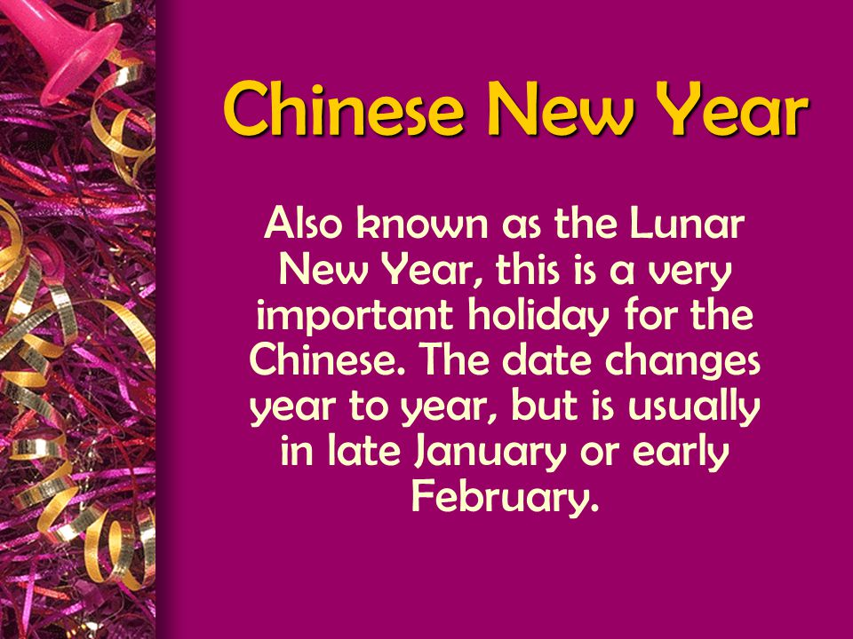 lunar new year dates celebrations here are some common festivals holidays - Chinese New Year Date