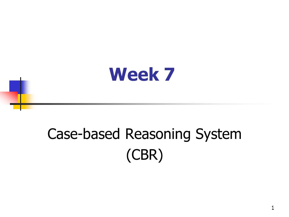 Case based reasoning system cbr ppt video online download case based reasoning system cbr ccuart Choice Image