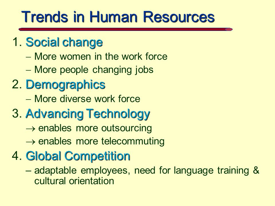 trend in hr outsourcing Today, outsourced payroll systems are completing tasks automatically, allowing  human resource professionals to be more productive and focus.