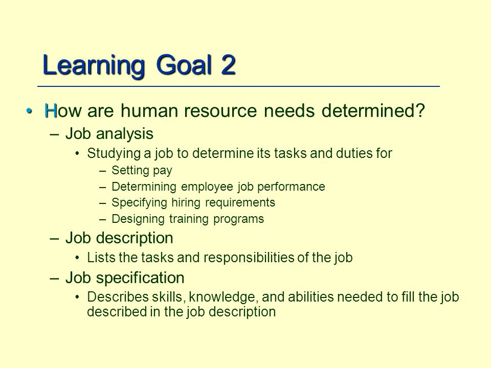Managing Human Resources  Ppt Download