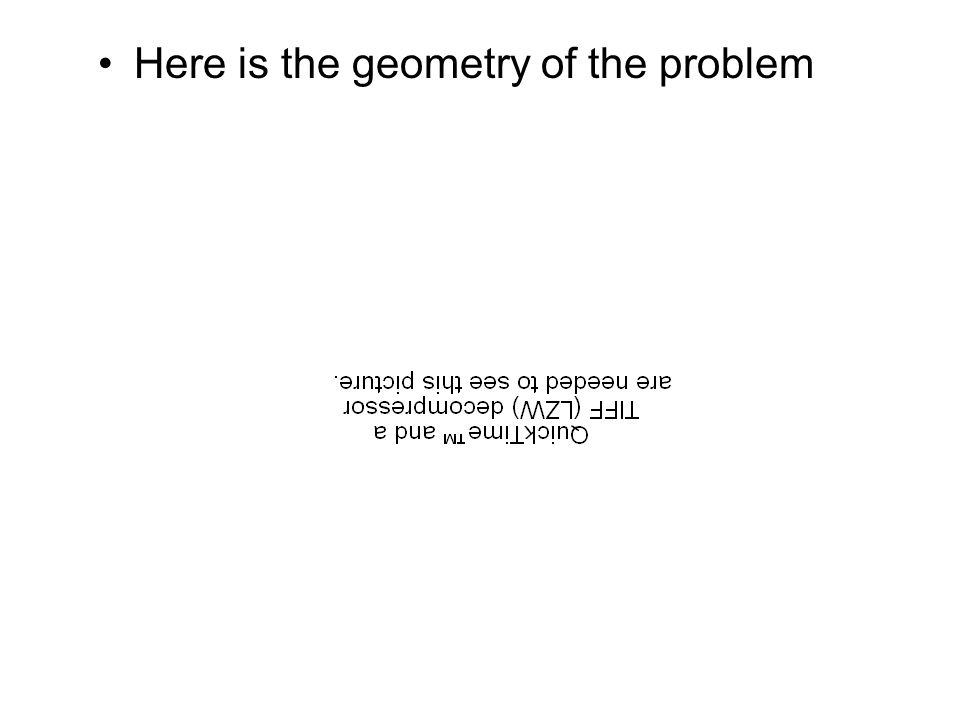 Here is the geometry of the problem