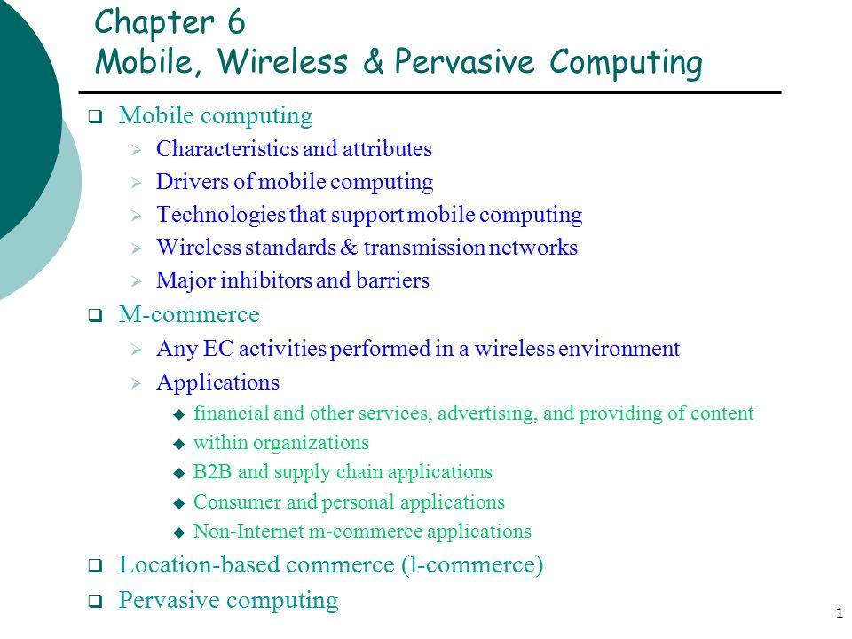 pervasive wireless essay