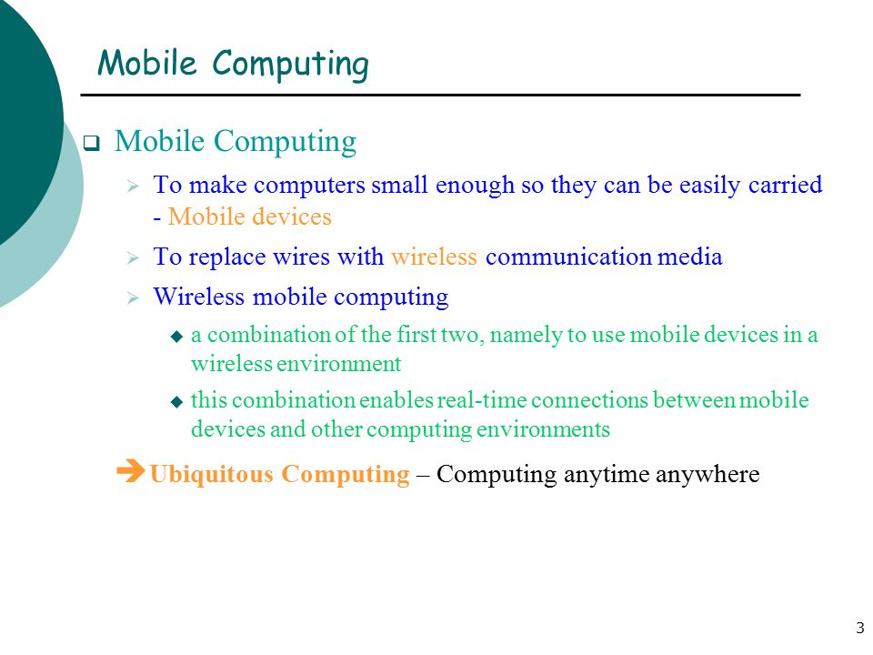 wireless communications using mobile computers and 2001 š seventh americas conference on information systems 435 wireless/mobile e-commerce: technologies, applications, and issues peter tarasewich university of massachusetts.