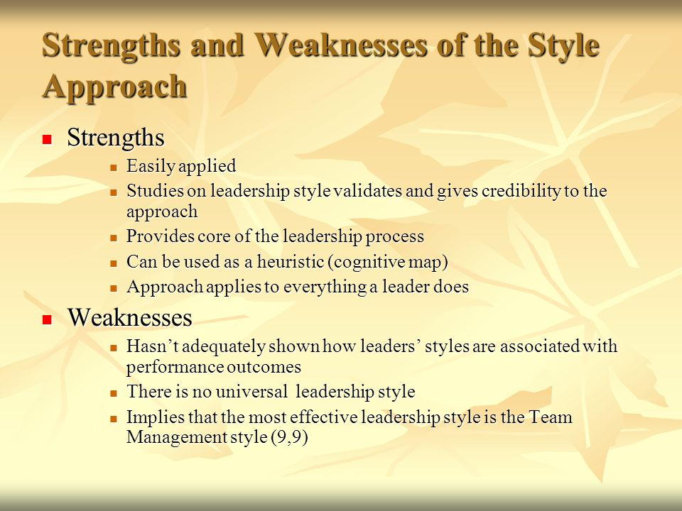 Style Approach Team S W A T Ppt Video Online Download