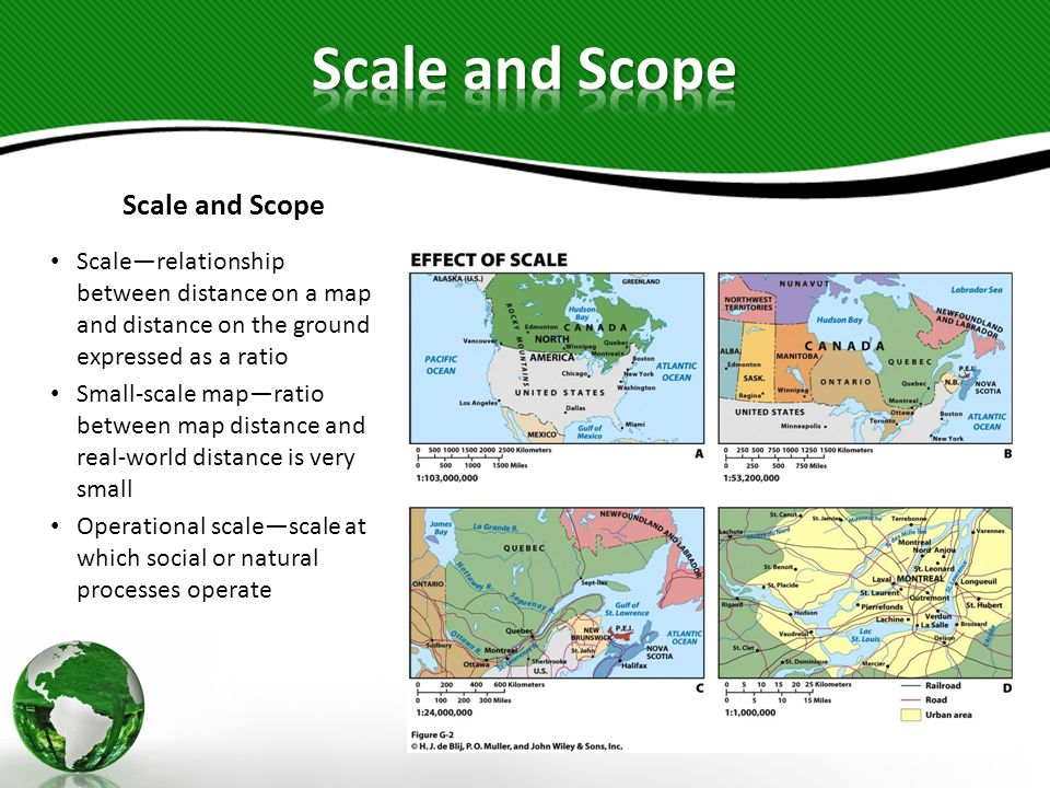 Scale and Scope Scale and Scope
