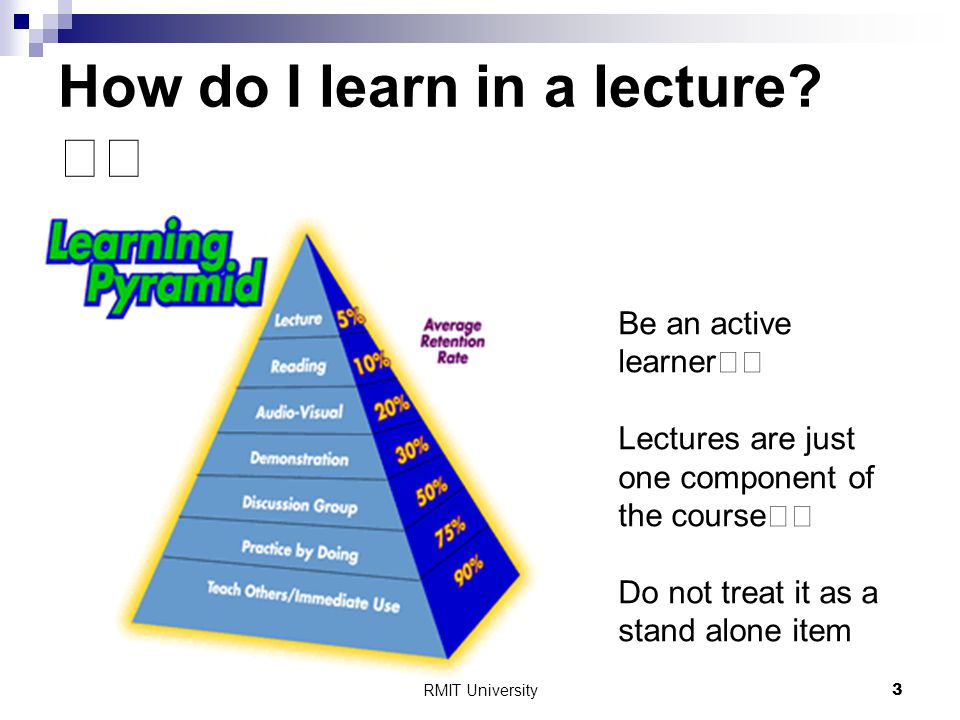 rmit how to join online lectures