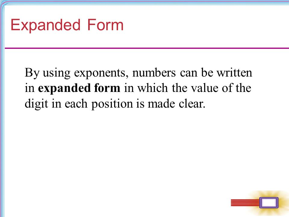 Chapter 4 Numeration and Mathematical Systems - ppt video online ...