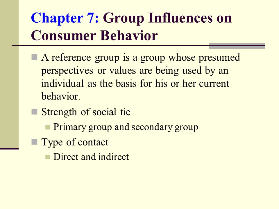 how group norms influence the behavior of individuals Prevention approaches based on social norms theory are growing by leaps and   are the individuals in the group an influence on each others behavior.