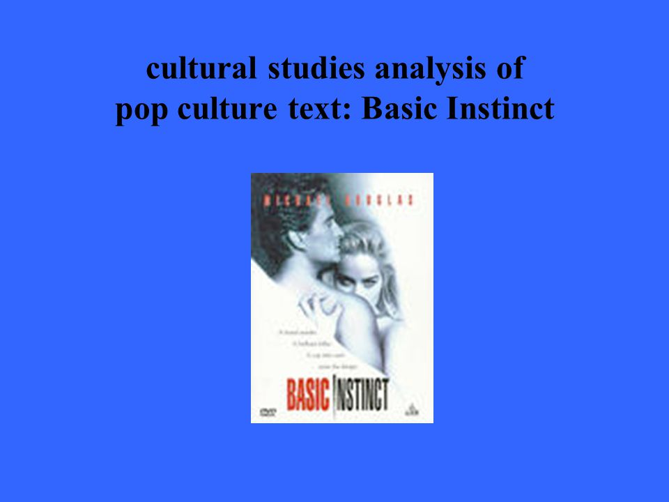 an analysis of sexual instinct A psychoanalytic look at today's sex education monogamous intimate love is an integral part of the sexual instinct annual report analysis.