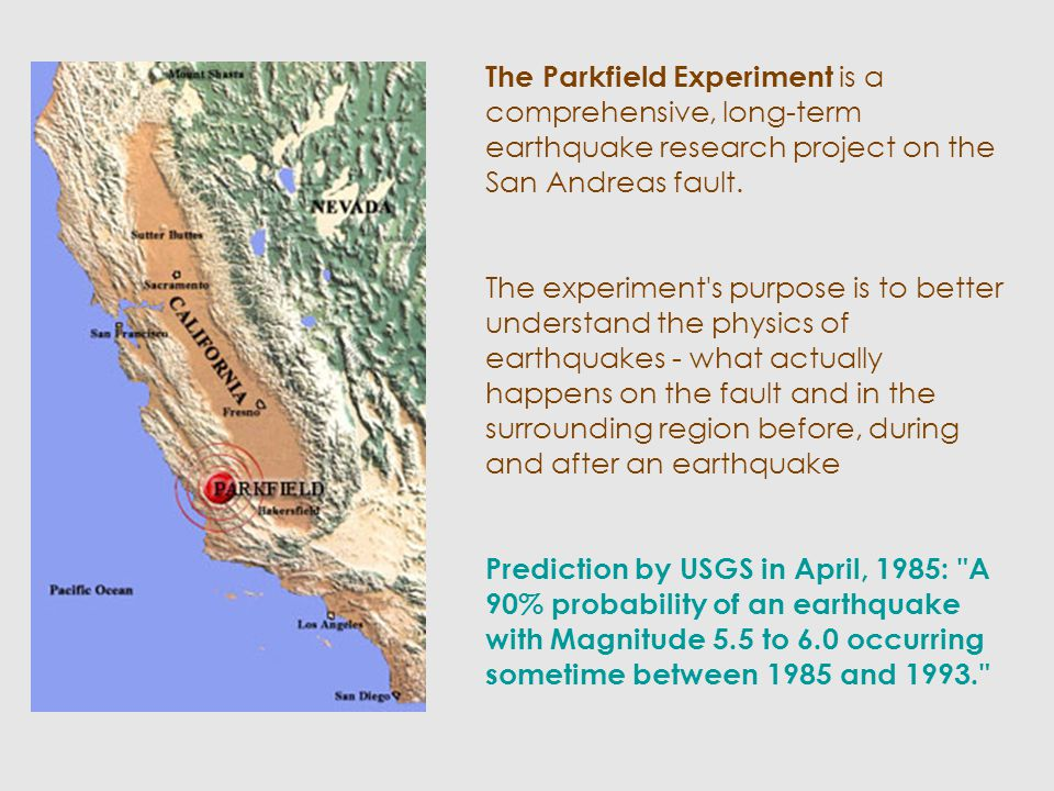 earthquake research project List of projects related to earthquake engineering posted in student corner | email this post | here are some topics which you can use for your projects if you have.