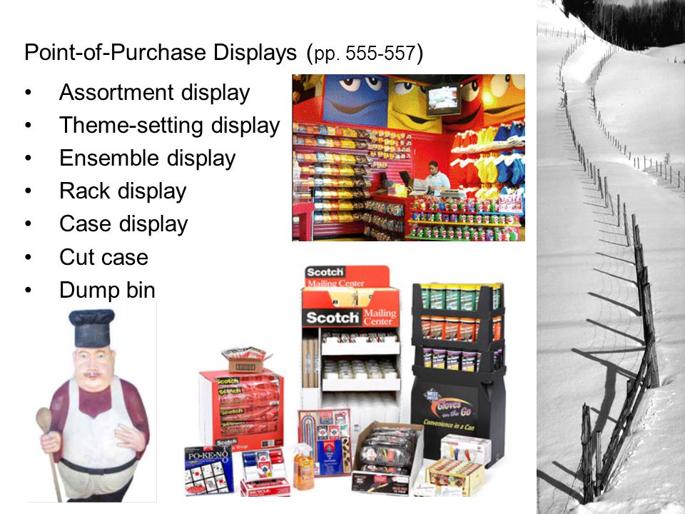 Figure 17 3 factors affecting retail price strategy ppt for Point of sale display template