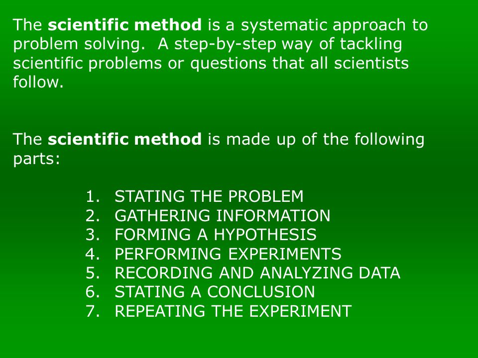History of scientific method