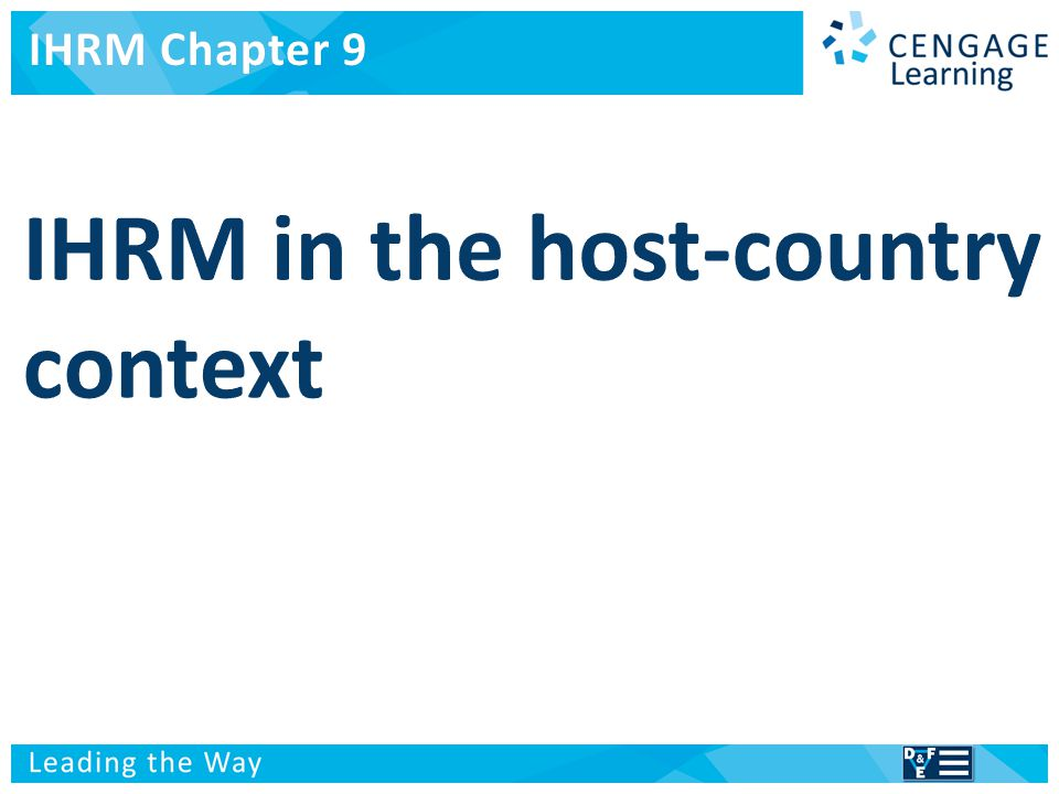 human resource management in the context Organization context and human resource management in the small firm jan de kok and lorraine uhlaner jan mp de kok, center for advanced small business economics.