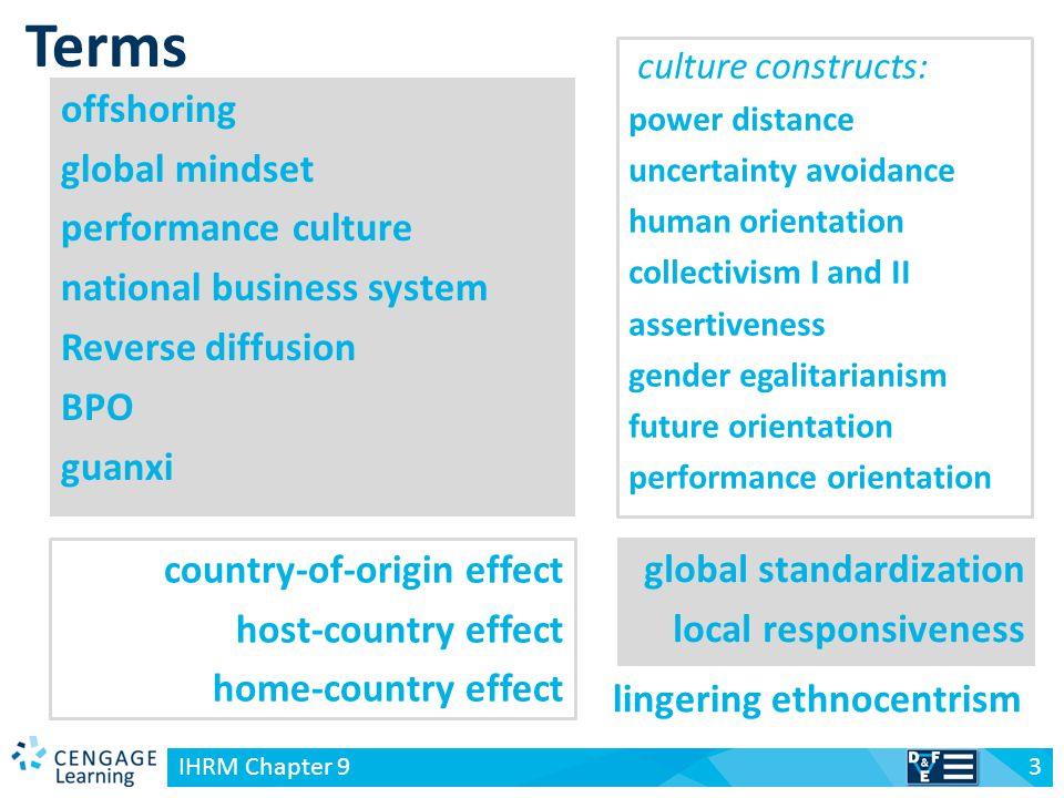 to which extent do host country effects influence hrm • to what extent and in what areas do mncs in or from china adopt host country hrm and  influence mncs' management practices and shape the diversity.