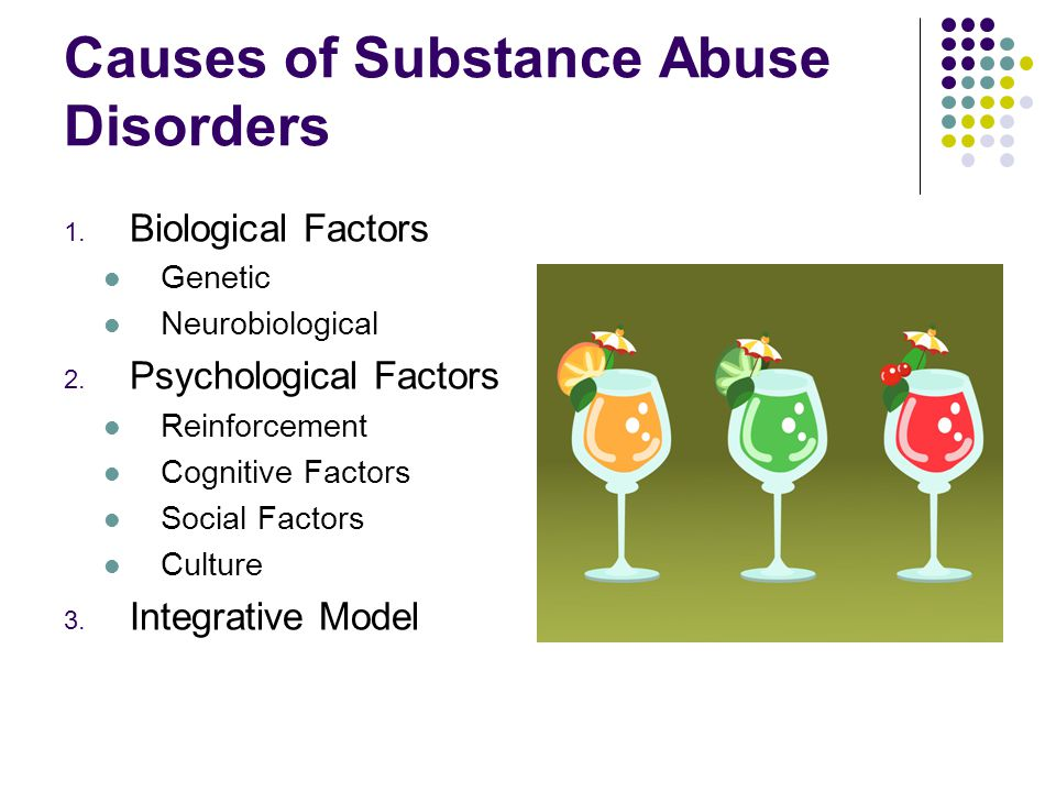factors causing substance abuse relapse The national institute on drug abuse estimates that 40% to 60% of people relapse in recovery — a figure that falls to 15% after five years of sobriety, according to another study you may already know the most common relapse triggers — stress and anxiety are the big ones — but there are also some lesser-known factors that can bring on a .