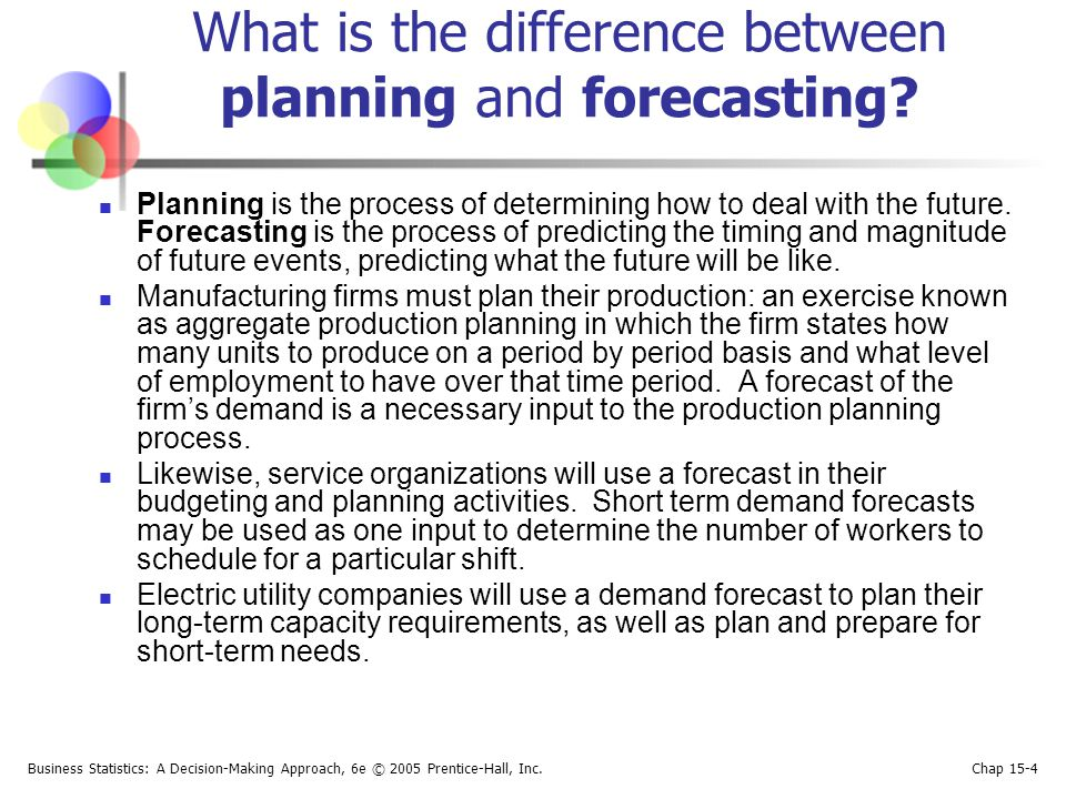 How do budgeting and financial forecasting differ?