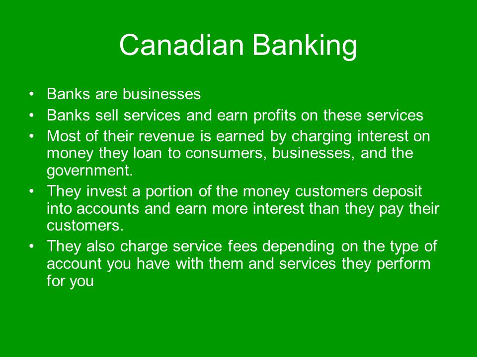 banking and financial services pdf
