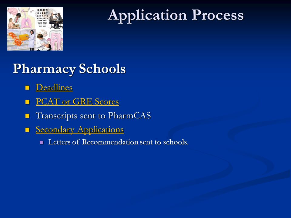 Applying to Graduate and Professional School - ppt download