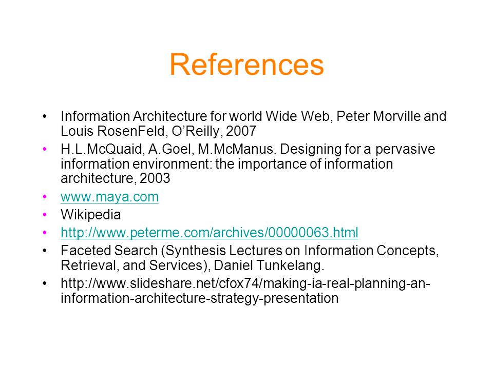 o reilly information architecture pdf