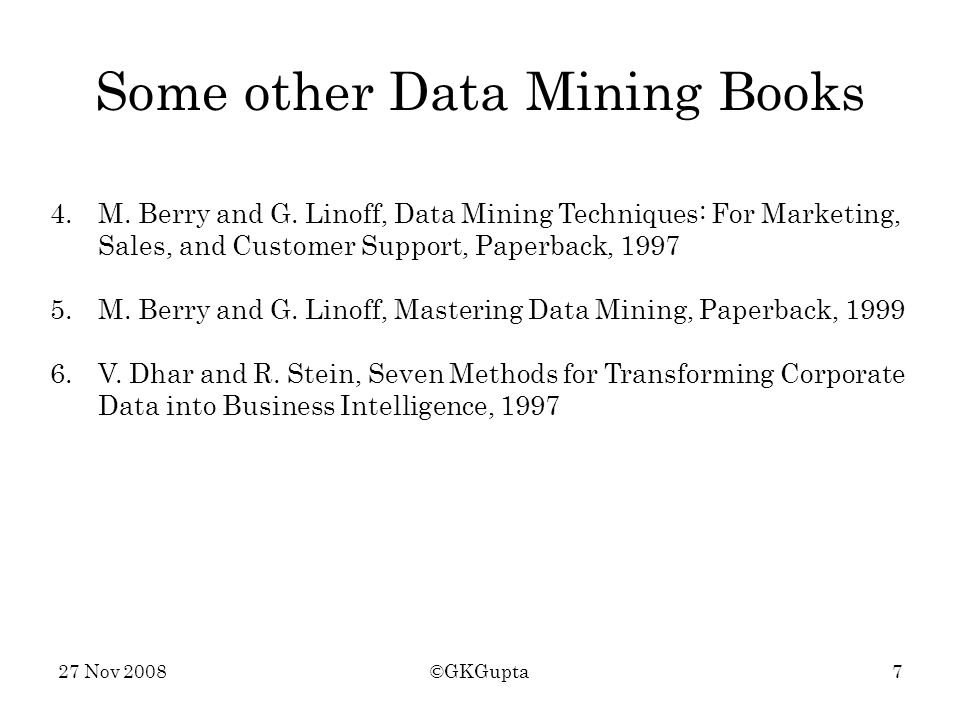 Books By Vipin Kumar Author Of Introduction To Data Mining