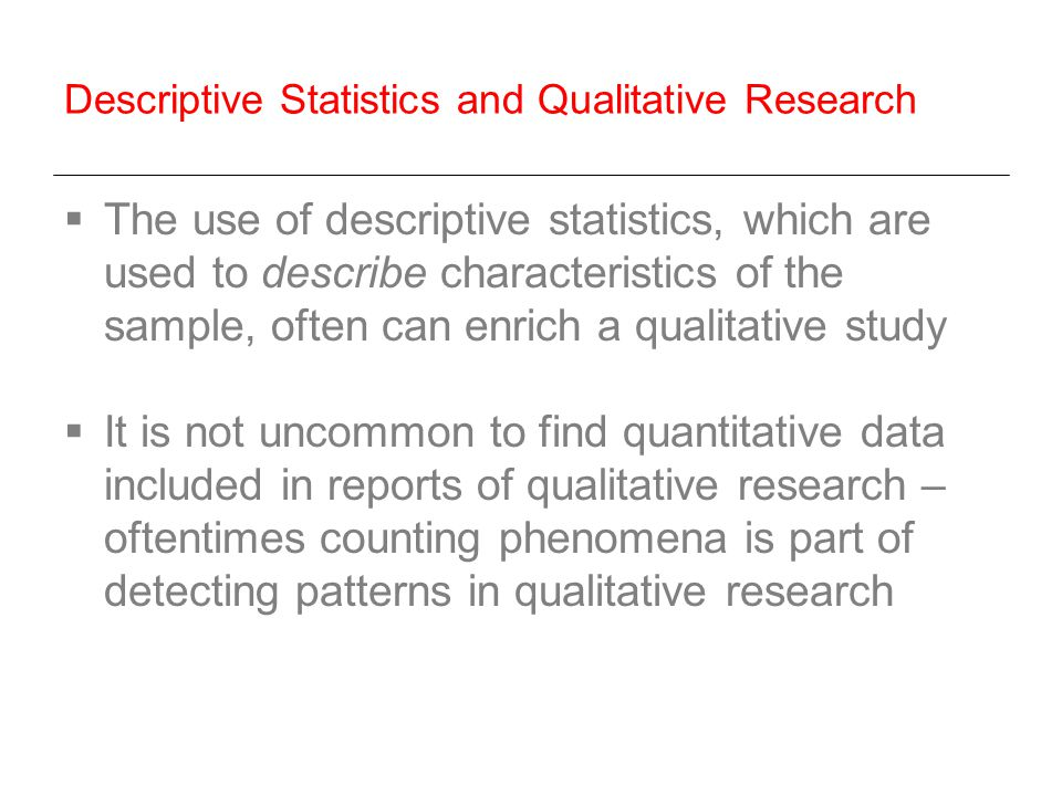 qualitative research reports in communication