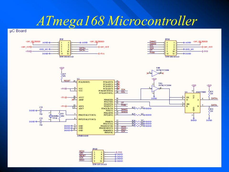 Microcontroller Software Design Sensors