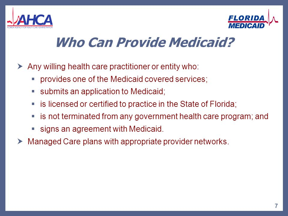 Medicaid A State And Federal Partnership Ppt Video