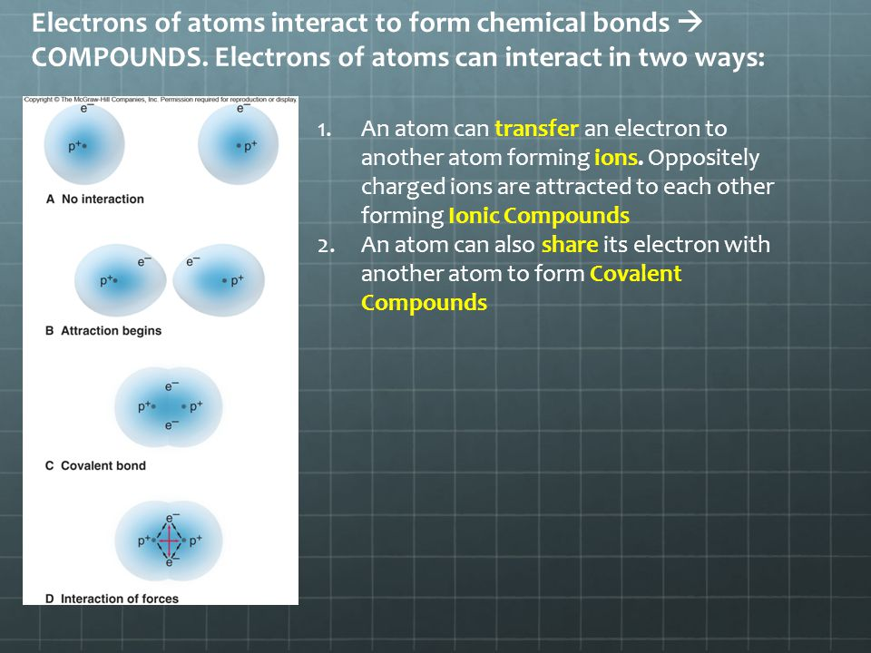 The Components of Matter - ppt download
