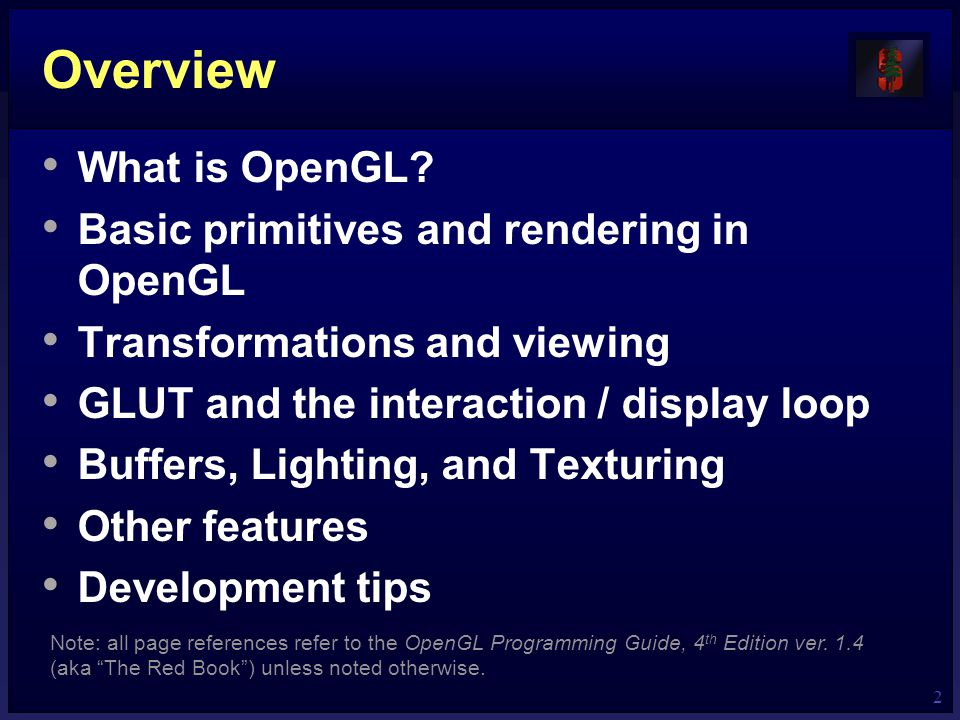 OpenGL - Free Download