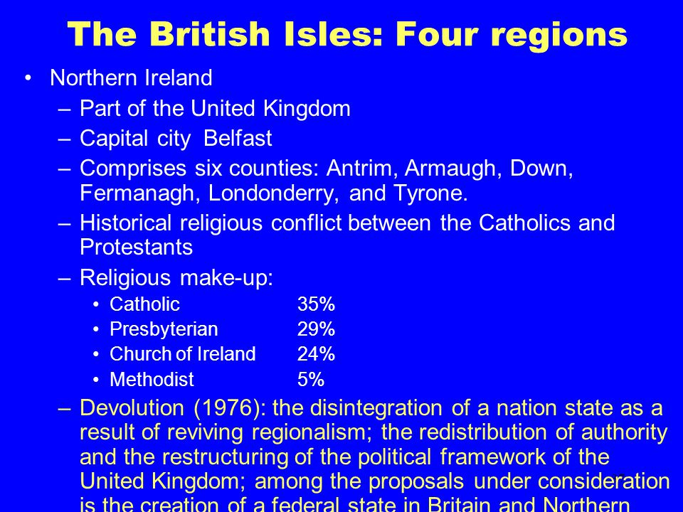 the background of the conflict between the union of church and state in ireland Devolution in scotland, wales and northern ireland has sharpened  the ruling  elites, and administrative cohesion across church and state  into an unwanted  union with england from 1652 until the restoration  union was severely  disrupted by revolution and civil war in both the 17th and 18th centuries.