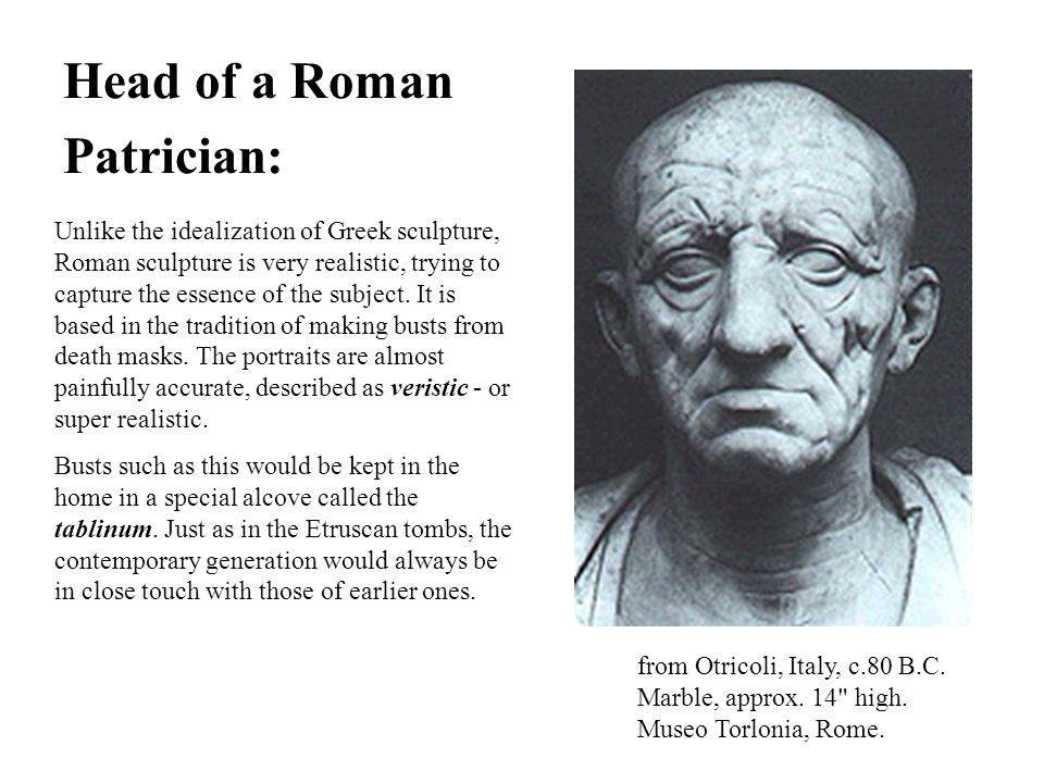 Roman patrician