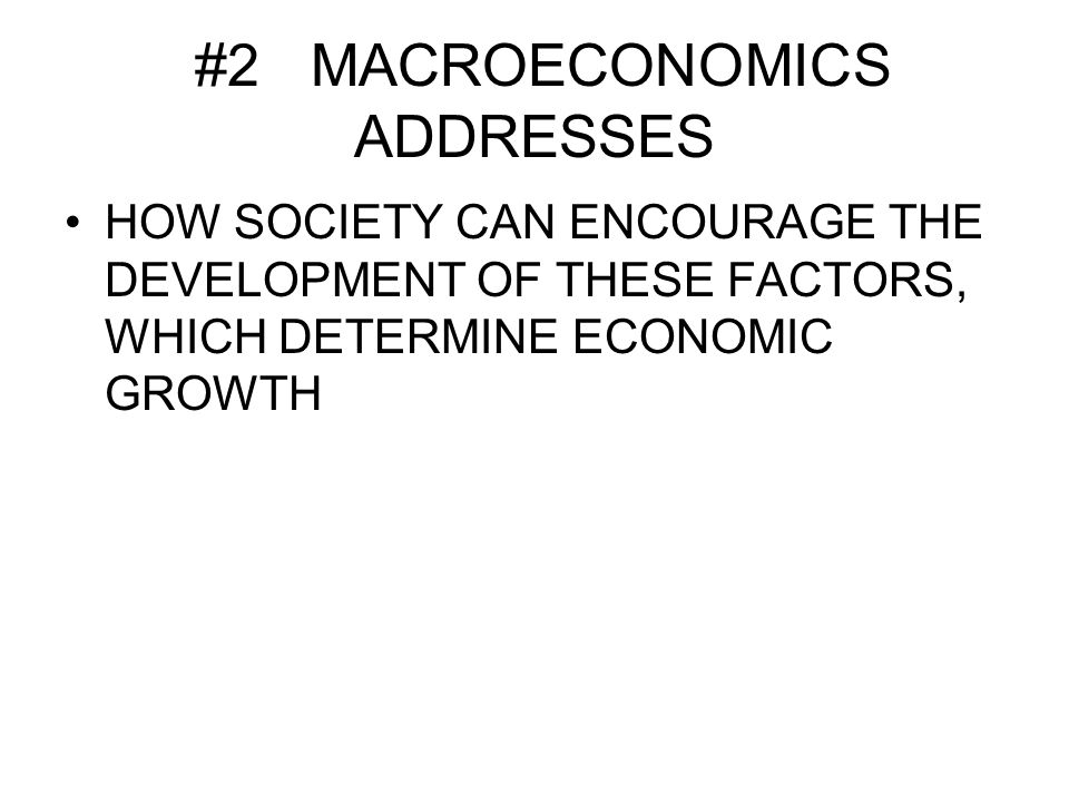 an analysis of the factors affecting the rate of economic growth An analysis based on the generalized method of moments estimation shows that  a  despite these claims that corruption is detrimental to economic growth,   affects real gdp, while a high level of corruption is detrimental to growth  to  exogenous factors, especially government intervention in private economic  activity.