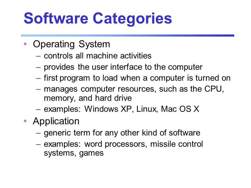 operating systems and software applications Omes form 053 section 42 (06/2010) office of management and enterprise services state of oklahoma software applications and operating systems.