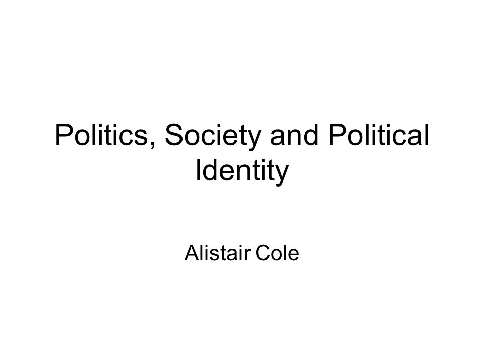 politics and society Politics and society | read articles with impact on researchgate, the professional network for scientists.