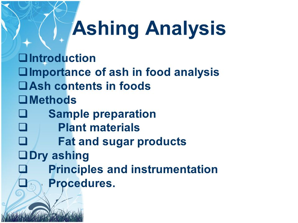 an introduction to the analysis of olympic foods Table of contents introduction  approach to food safety between vancouver  coastal health and food service providers the ultimate  the second section  addresses specific foods and processes based on hazard analysis.