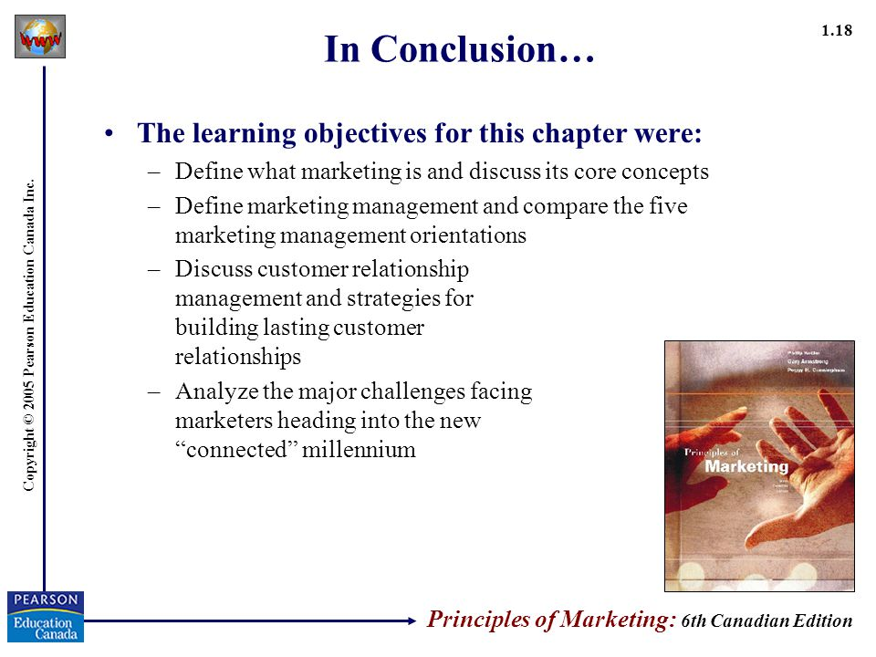 discuss the core concepts of marketing Definition of marketing concept: management philosophy according to which a firm's goals can be best achieved through identification and satisfaction of the customers' stated and unstated needs and wants.