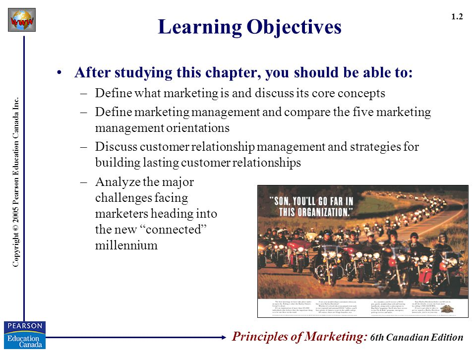 5 marketing management concepts As a retail store manager, i spend a lot of time talking to my staff about sales and  ways to improve in their selling approach it recently occurred.