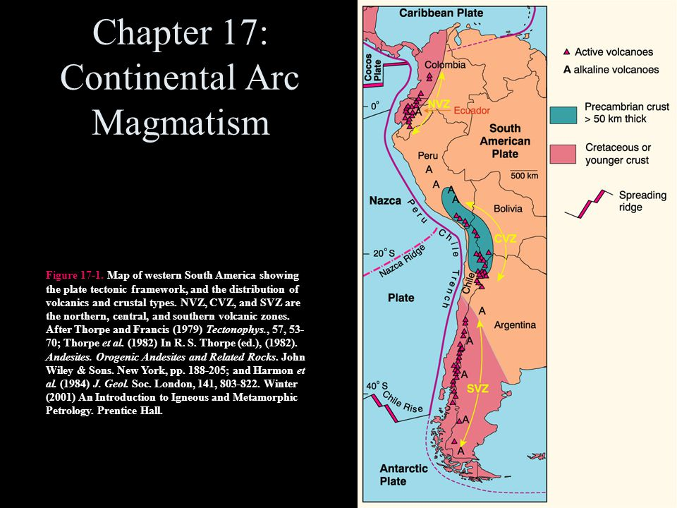 magmatism and island arcs essay April, 2012 geologic setting although the onset of magmatism in the trans-pecos was as early as 77ma, the majority of igneous activity took place from 48-17ma and that is the timeframe taken into account for this topic.
