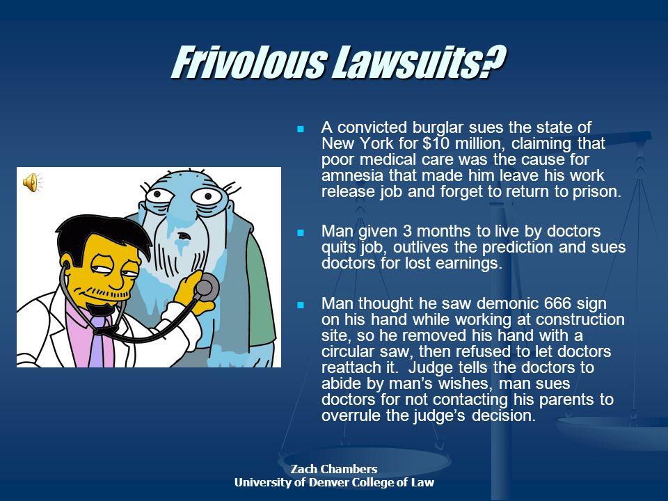University of Denver College of Law