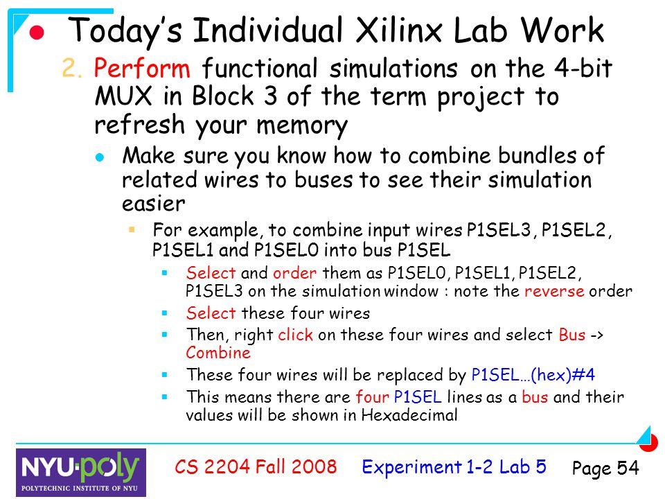 Experiment 2 Lab 5 Outline - ppt download
