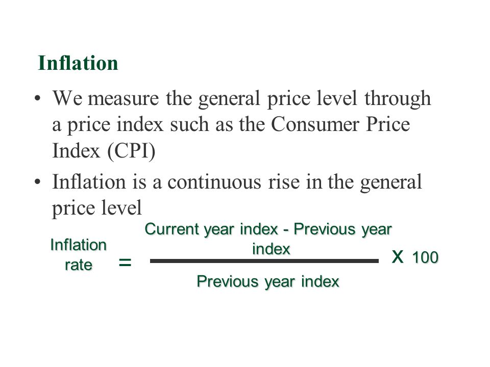 General price level Definition - NASDAQ.com
