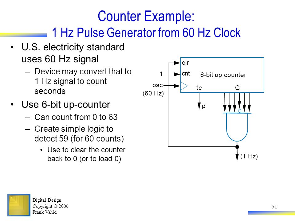 59 or 60 hz how to tell