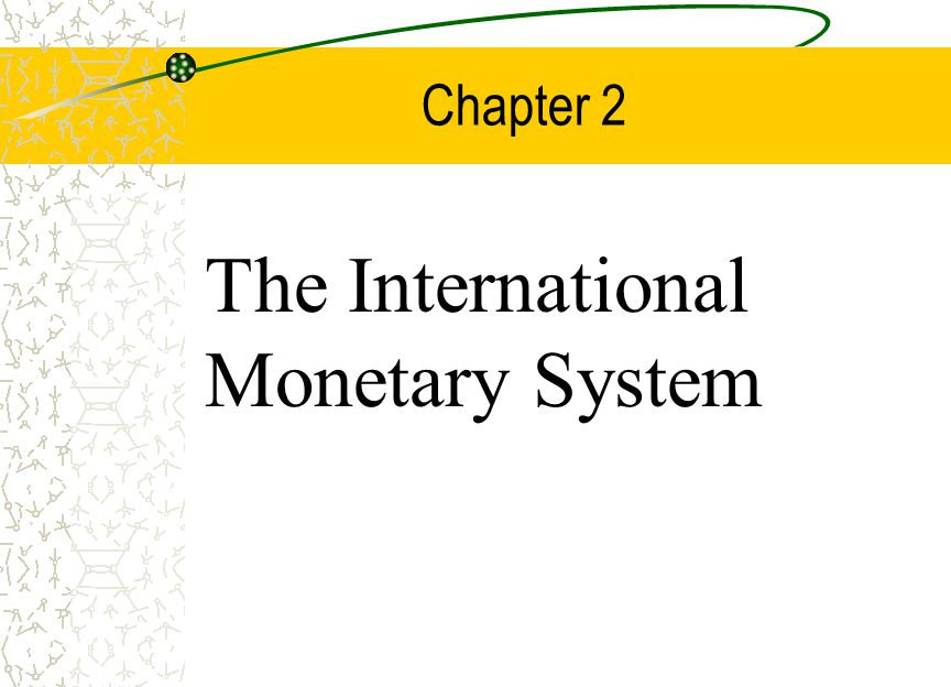 evaluate the evolution of international monetary system support mechanisms This paper investigates whether changes in the monetary transmission mechanism evaluating the evolution evolution of the us monetary policy mechanism.